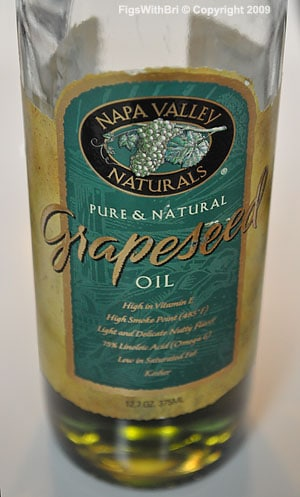 Napa Valley Grape Seed Oil Whole Foods