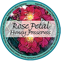 buy organic rose preserves